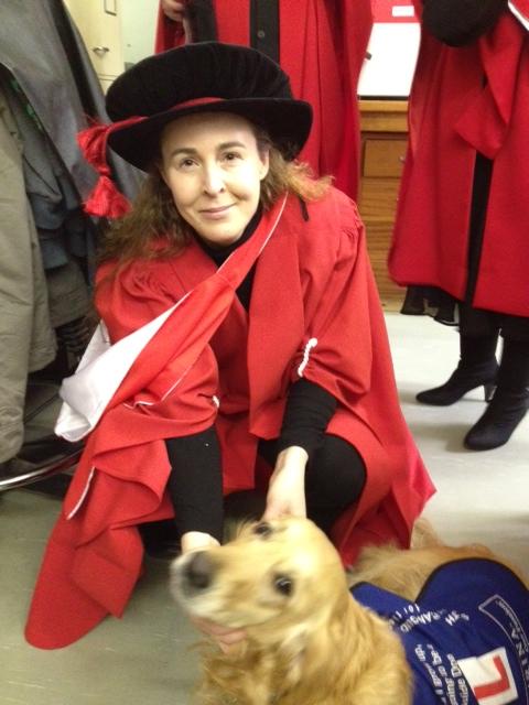 Megan Jones gets her PhD!