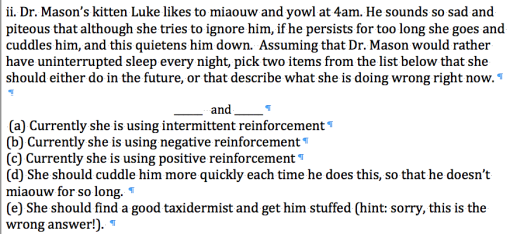 Luke features in my midterm