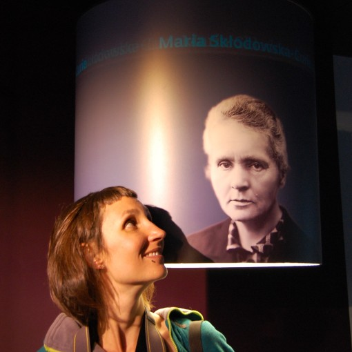 The real Marie Curie