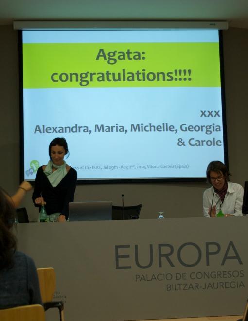 CongratsAgata