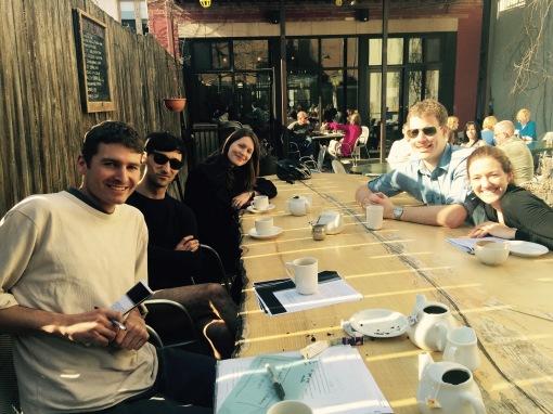 Birthday grpup meeting 2015